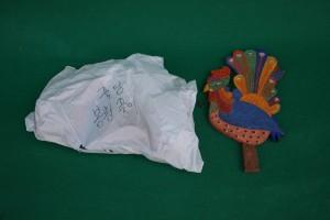 공주 생활사 온라인 박물관, 공주아리랑연구회 소장품 (상여물품, 봉황꽂이, 큰 것)
